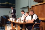 Zac Goldsmith MP holds Crime Meeting with Local Police